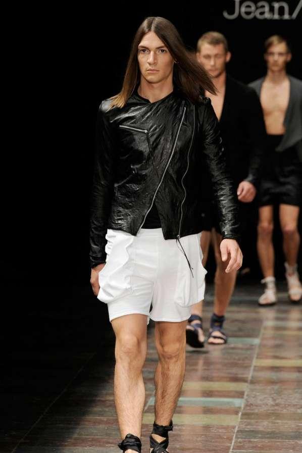 Men's Skirt-Pant Hybrids