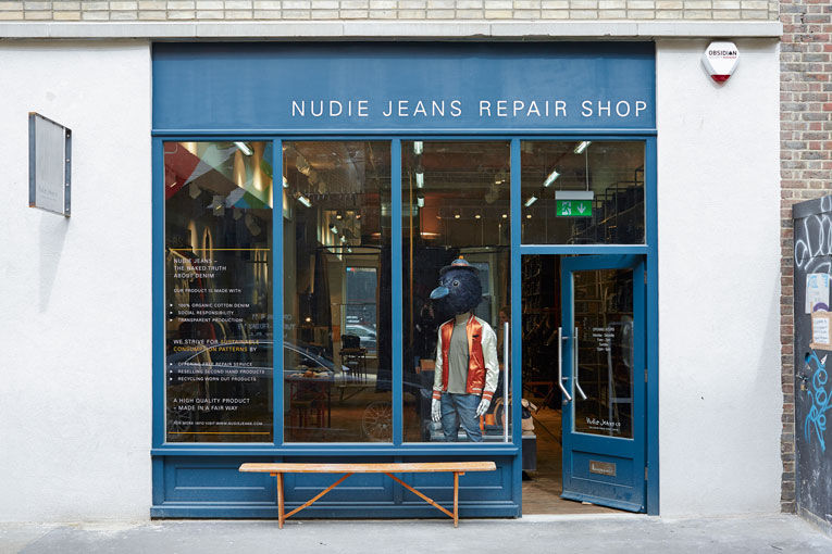 Denim Brand Repair Shops