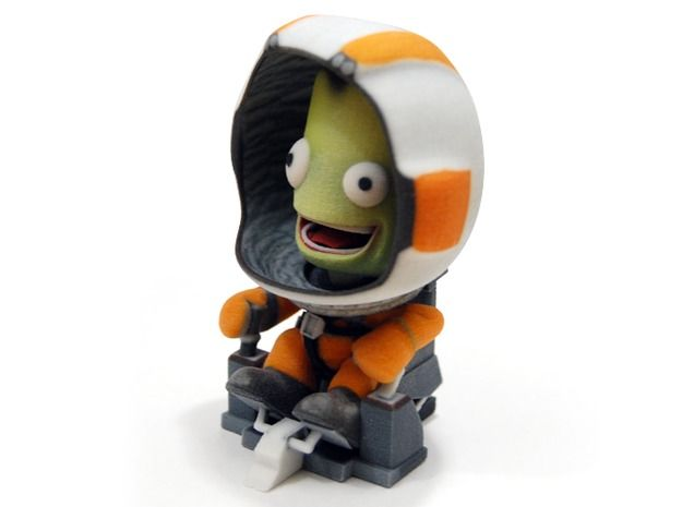 Space Simulation Figurines