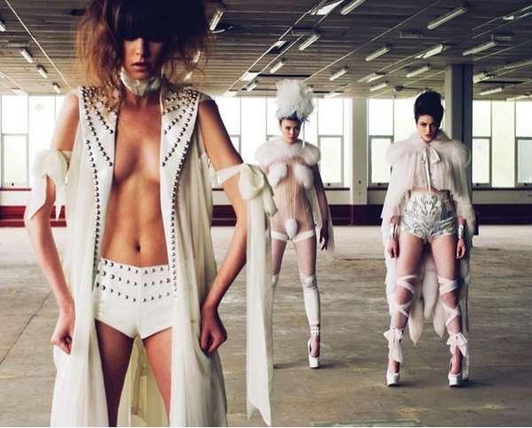 Freaky Futuristic Fashion