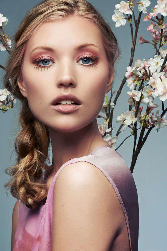 Blossoming Beauty Photoshoots