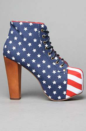 Patriotic Pumps
