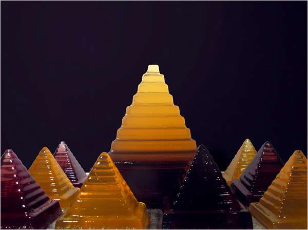 Jelly Landmarks