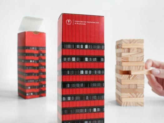 Architectural Game Packaging