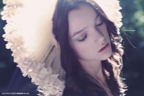 Angelic Woodland Editorials