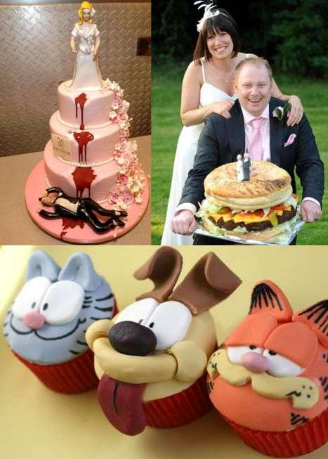 Cake Design For Boyfriend Birthday : 20 Deliciously Unusual Birthday Cakes & Sweets
