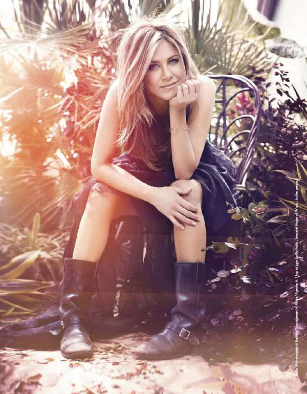 Jennifer Aniston for Elle France
