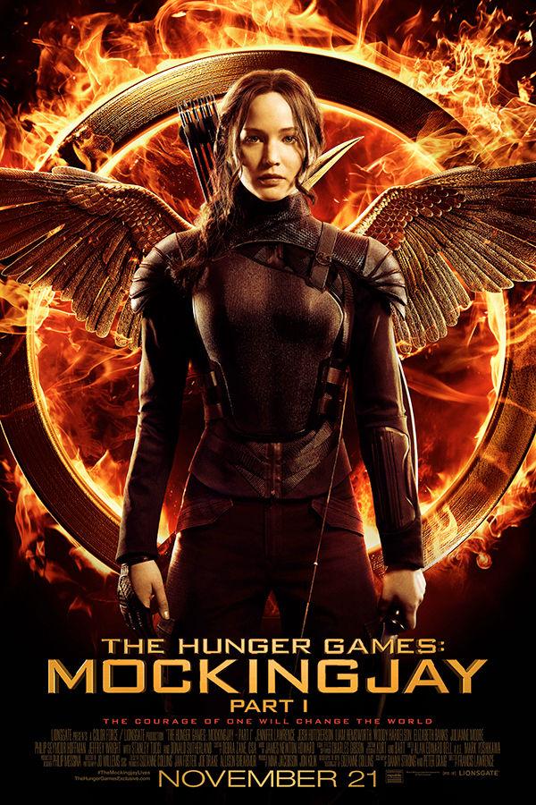 Dystopian Heroine Movie Posters