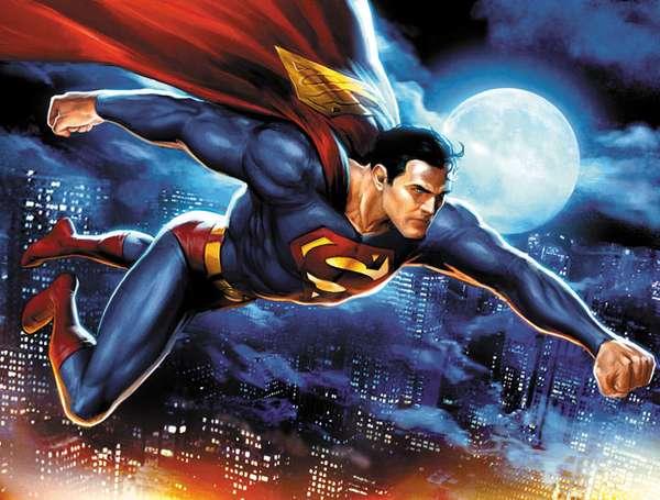 Dynamic Digital Superheroes