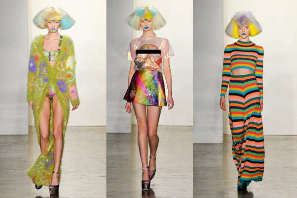 Hippie Clown Fashion
