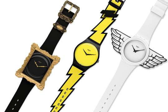 Bold Cartoon Watches