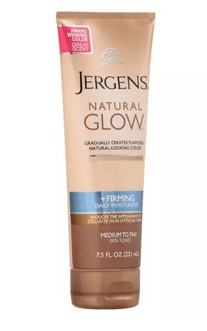Natural Glow Jergens Face