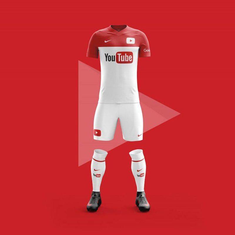 Media-Inspired Soccer Jerseys