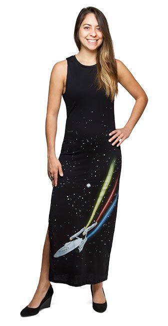 Sci-Fi Spaceship Dresses