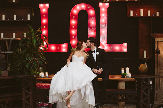 Antique Store Weddings