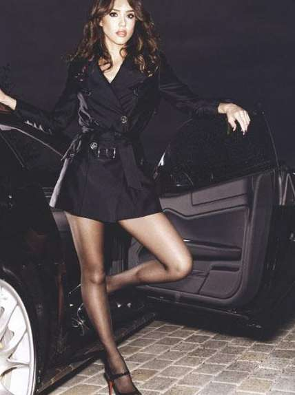 Jessica Alba FHM September 2010