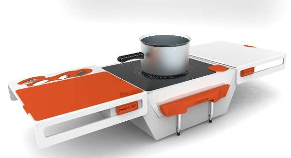 Flameless Camping Cookers