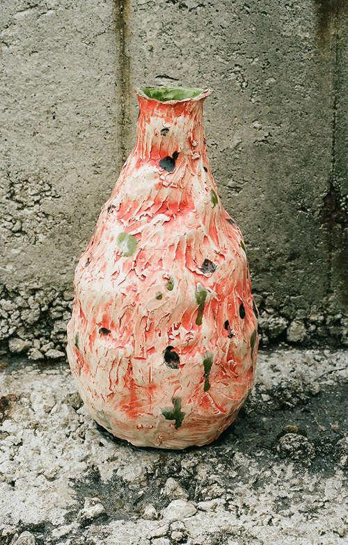 Sulky Ceramic Sculptures