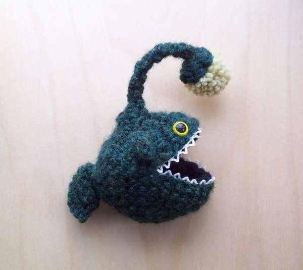 Crochet Ocean Creatures