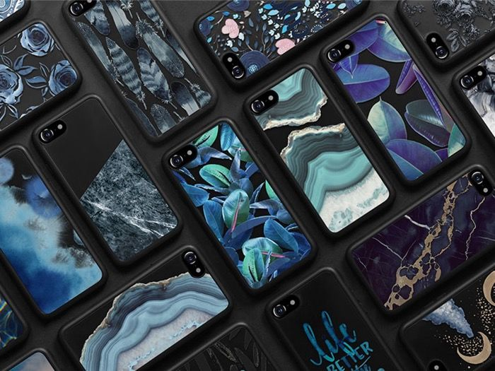 Moody Geological Smartphone Cases