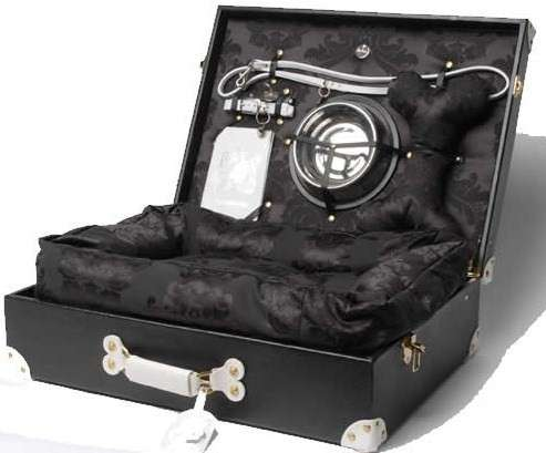 Luxury Luggage For Dogs Global Gallivanter Deluxe
