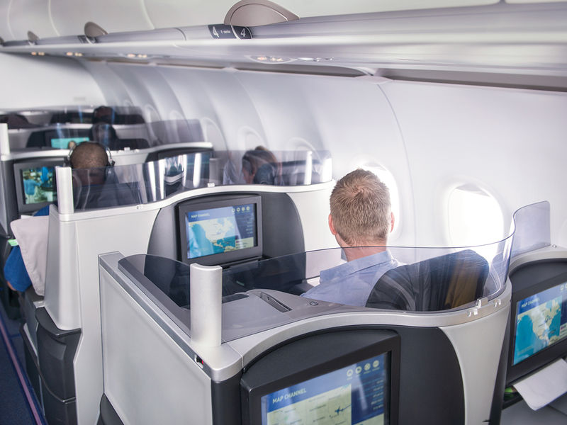 Comfortable Luxury Airline Services