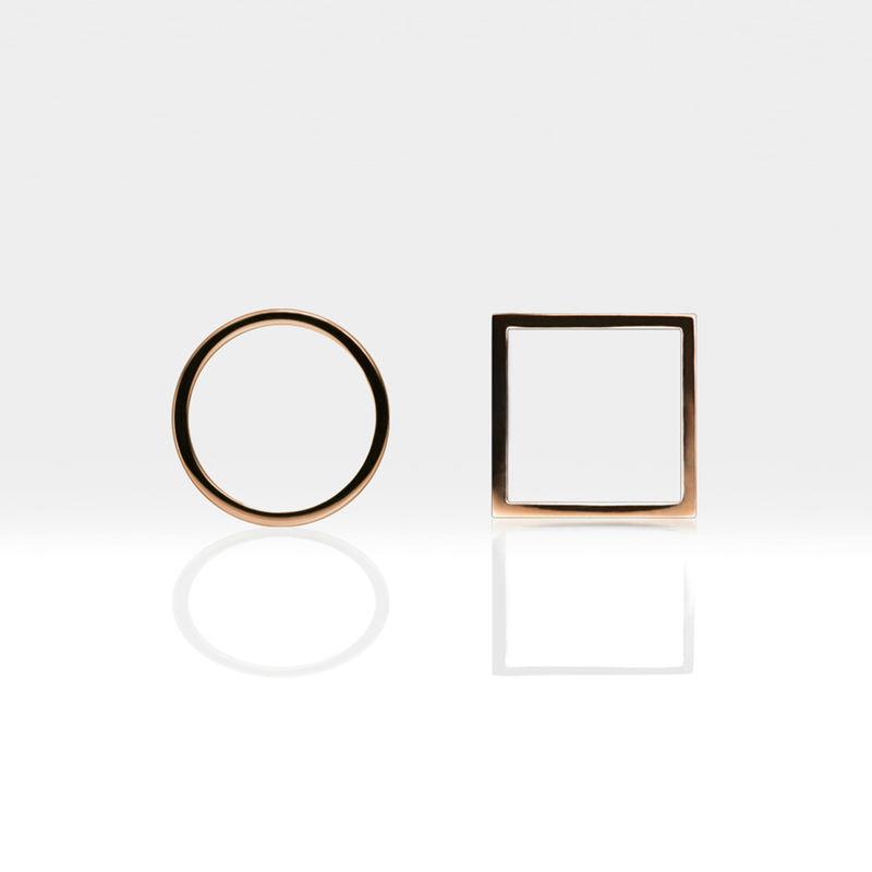 Minimalist Geometric Jewelry