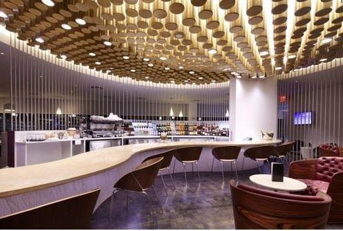 Gratifying Airport Lounge Spas