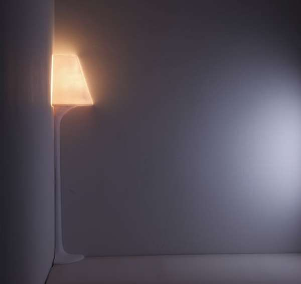 Corner-Hugging Lighting