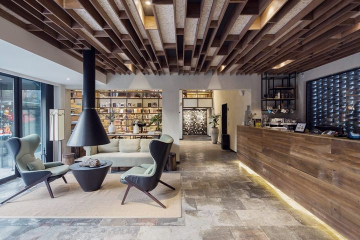 Revitalized Cultural Boutique Hotels