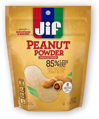 Low Fat Powdered Peanuts
