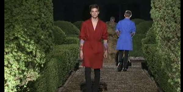 Jil Sander Men Spring Summer 2010