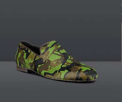 jimmy choo camo collection