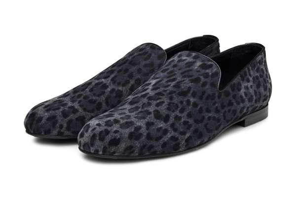 Fierce Midnight Footwear
