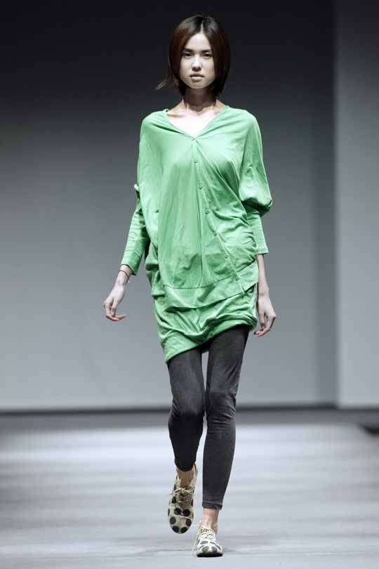 Multifunctional Casual Wear Jnby Spring 2011 Collection