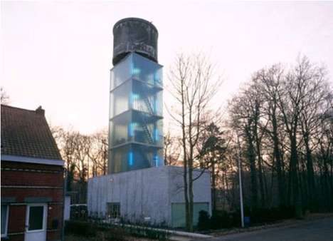 Domestic Water Towers