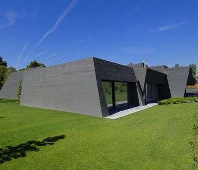 Concrete Mega-Mansions