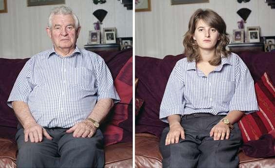 Time-Passage Portraits