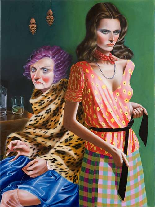 Jocelyn Hobbie Paintings