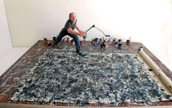 Artist Studio Dioramas