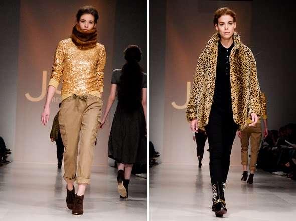 Furry Vintage Coats