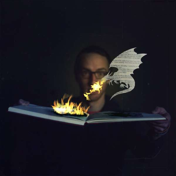 Surreal Lit-Loving Photography