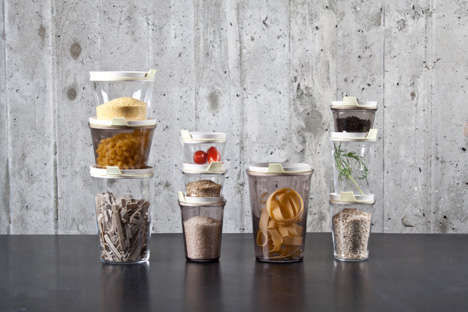 Modernized Classic Food Containers
