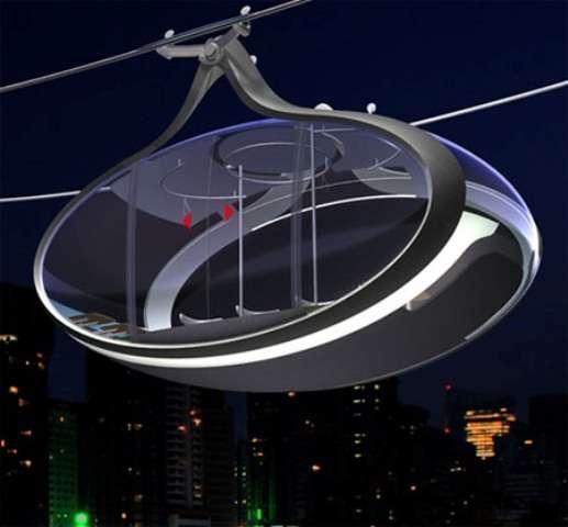 Urban Gondolas
