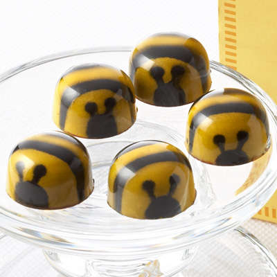 Buzzing Bee Chocolate Confections