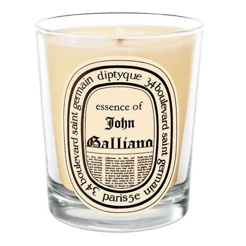 John Galliano Candle