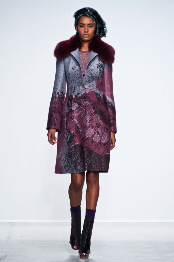 Midnight Purple Velvet Couture