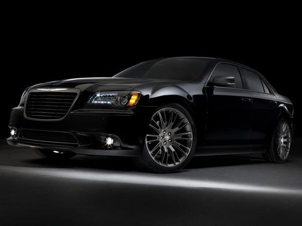 John Varvatos Chrysler 300C