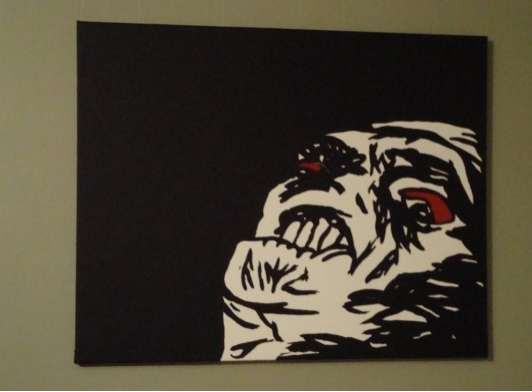 Johnfactorial's meme paintings