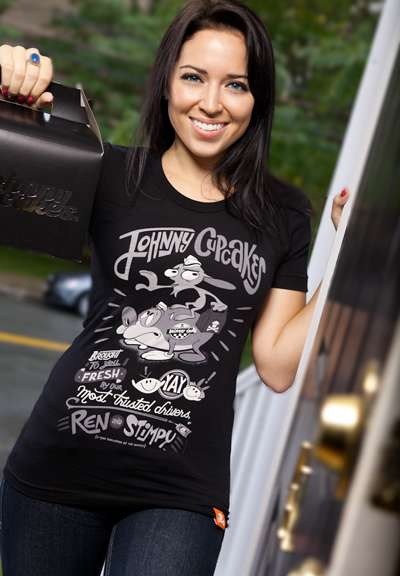 Johnny Cupcakes x Nickelodeon